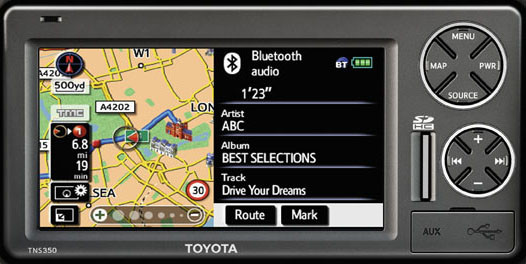 mise a jour gps toyota id es d 39 image de voiture. Black Bedroom Furniture Sets. Home Design Ideas